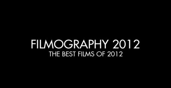 Filmography 2012 03