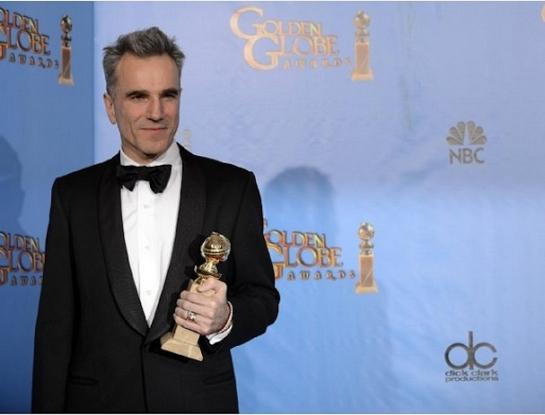 Golden Globes - Daniel Day-Lewis