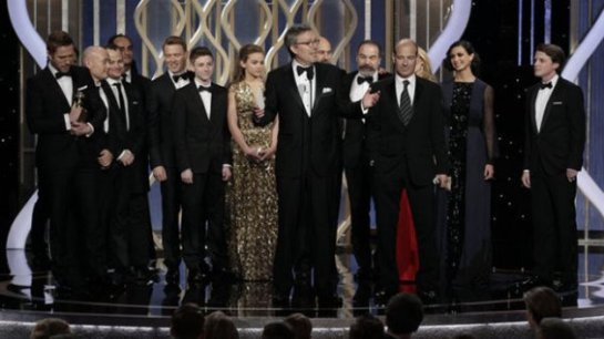 golden globes - homeland