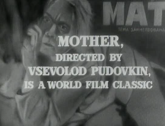 Mother (1926) 05