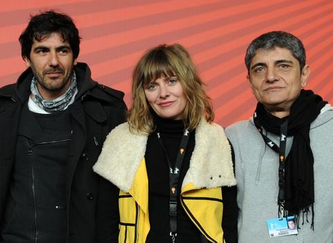 61st Berlin Film Festival – Man at Sea Press Conference