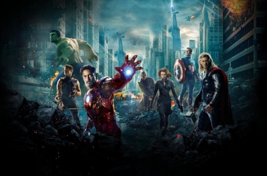 The Avengers (2012) 02
