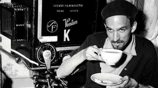 Picture taken in the 1960s in Sweden shows legenda