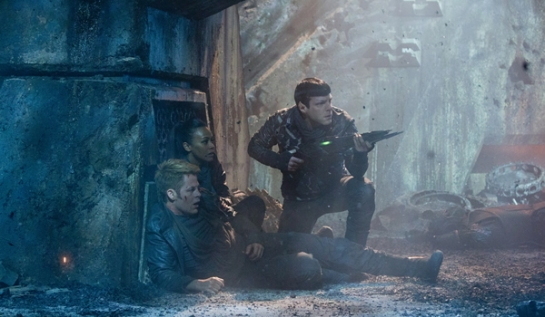 Star Trek Into Darkness (2013) 10