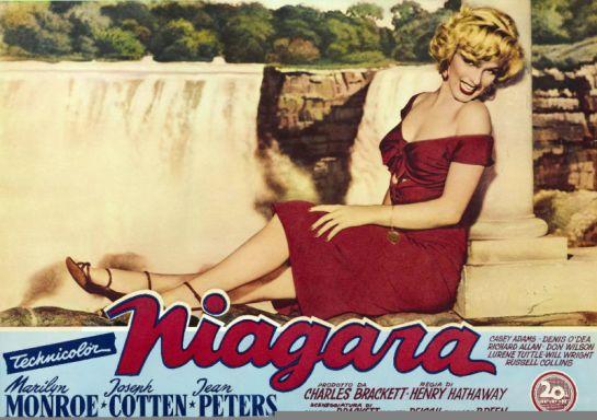 Marilyn Monroe - Niagara