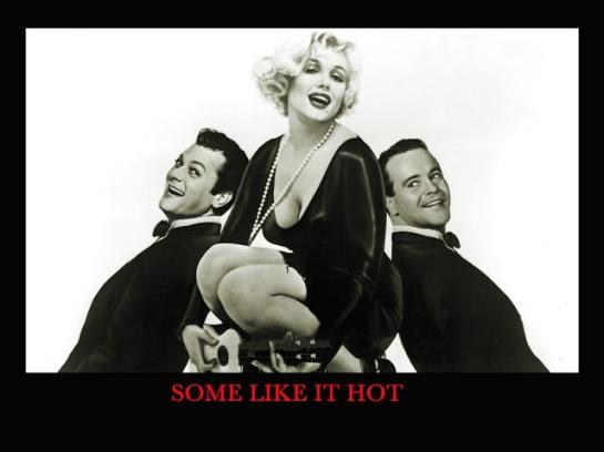 Marilyn Monroe - Some Like it Hot