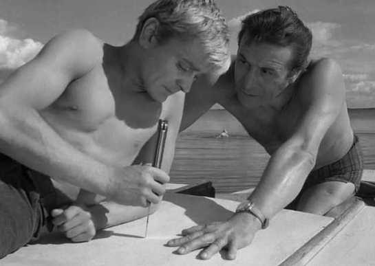 Roman Polanski - Knife in the Water 03