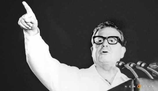 Salvador Allende 04