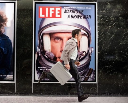 The Secret Life of Walter Mitty (2013) 10