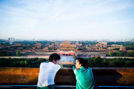 Εβδομάδα Κινεζικού Κινηματογράφου - Beijing Love Story