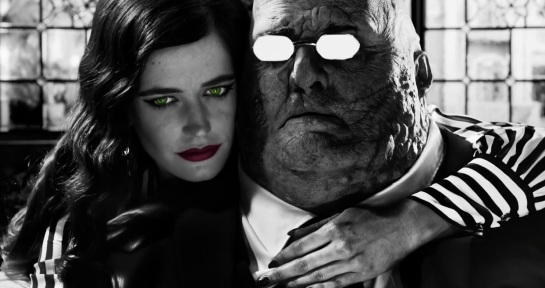 Sin City: A Dame to Kill For (2014) 10