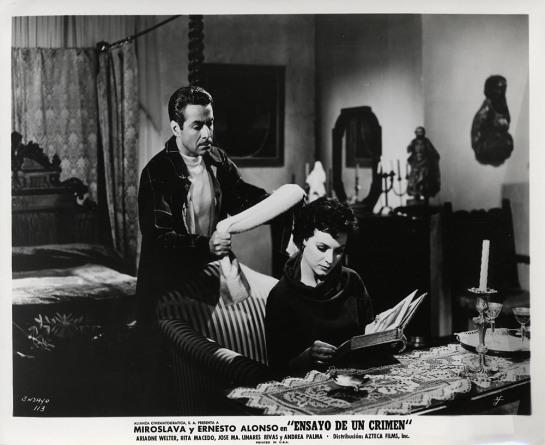 The Criminal Life of Archibaldo de la Cruz (1955) 10
