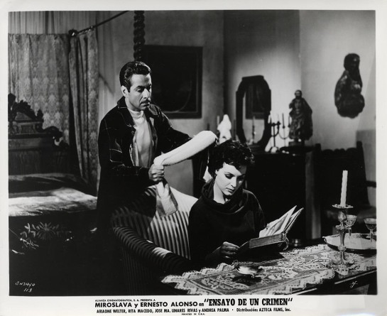The Criminal Life of Archibaldo de la Cruz (1955) 10
