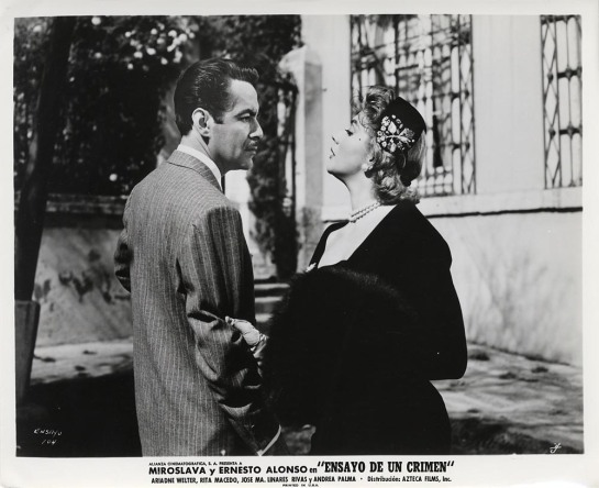 The Criminal Life of Archibaldo de la Cruz (1955) 11