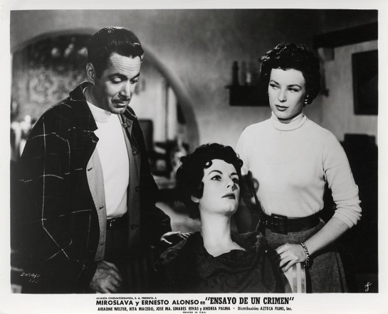The Criminal Life of Archibaldo de la Cruz (1955) 12
