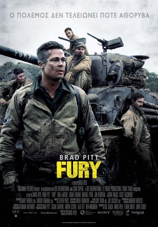 Fury (2014) 01