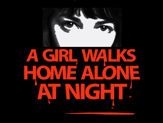 A Girl Walks Home Alone at Night (2014) 07