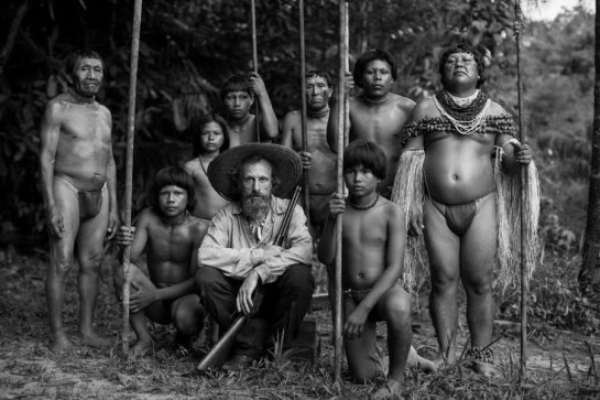 Embrace of the Serpent (2015) 02