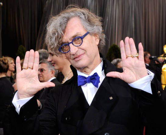 HOLLYWOOD, CA - FEBRUARY 26: Filmmaker Wim Wenders arrives at the 84th Annual Academy Awards held at the Hollywood & Highland Center on February 26, 2012 in Hollywood, California. (Photo by Ethan Miller/Getty Images)