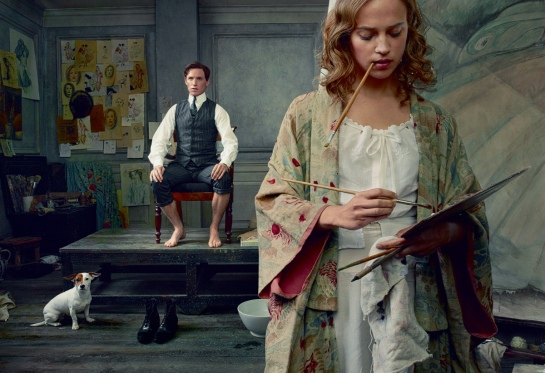 The Danish Girl (2015) 02