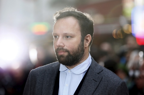 "Director Yorgos Lanthimos arrives at the Gala screening of the film ""The Lobster"" during the British Film Institute (BFI) Film Festival at Leicester Square in London, October 13, 2015. REUTERS/Stefan Wermuth - RTS4AVP"