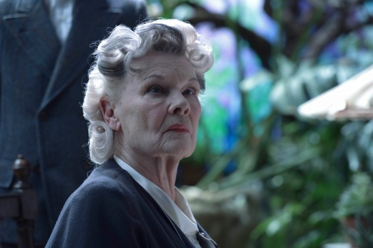 DF-04202 - Judi Dench is Miss Avocet in MISS PEREGRINE'S SCHOOL FOR PECULIAR CHILDREN. Photo Credit: Jay Maidment.