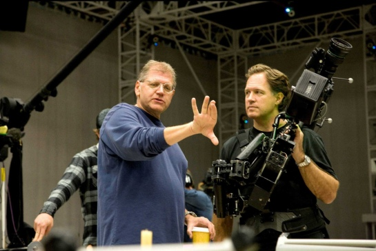 (l to r) ROBERT ZEMECKIS, ROBERT PRESLEY