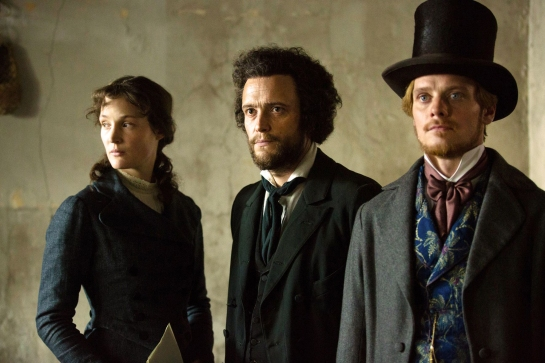 The Young Karl Marx 01