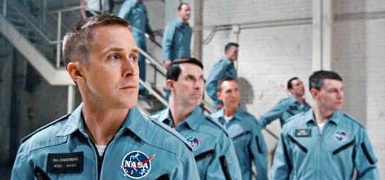 Ryan GoslingÕs upcoming film First Man about Neil Armstrong
