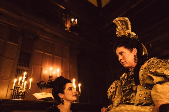 The Favourite (2018) 03