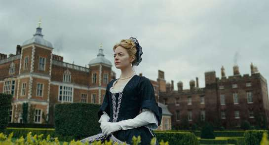 The Favourite (2018) 07