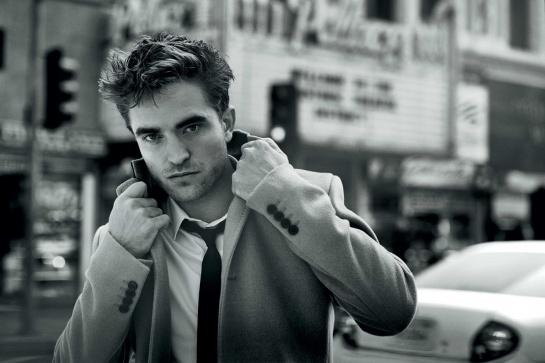3.Robert Pattinson
