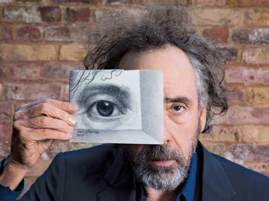 5.Tim Burton