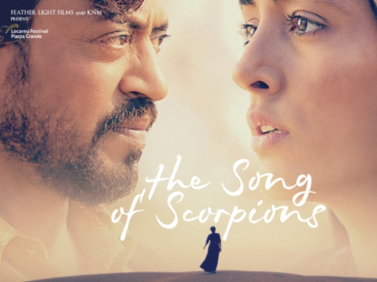 4.The Song of Scorpions