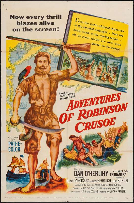 Robinson Crusoe 00