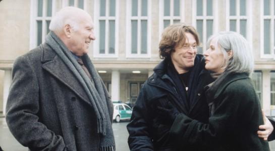 Michel Piccoli, Willem Dafoe, Irène Jacob